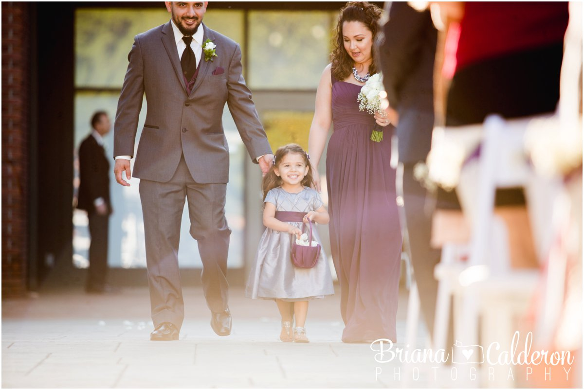 Wedding pictures at the Hyatt Regency in Monterey, California. Photos by Briana Calderon Photography based in the San Francisco Bay Area.