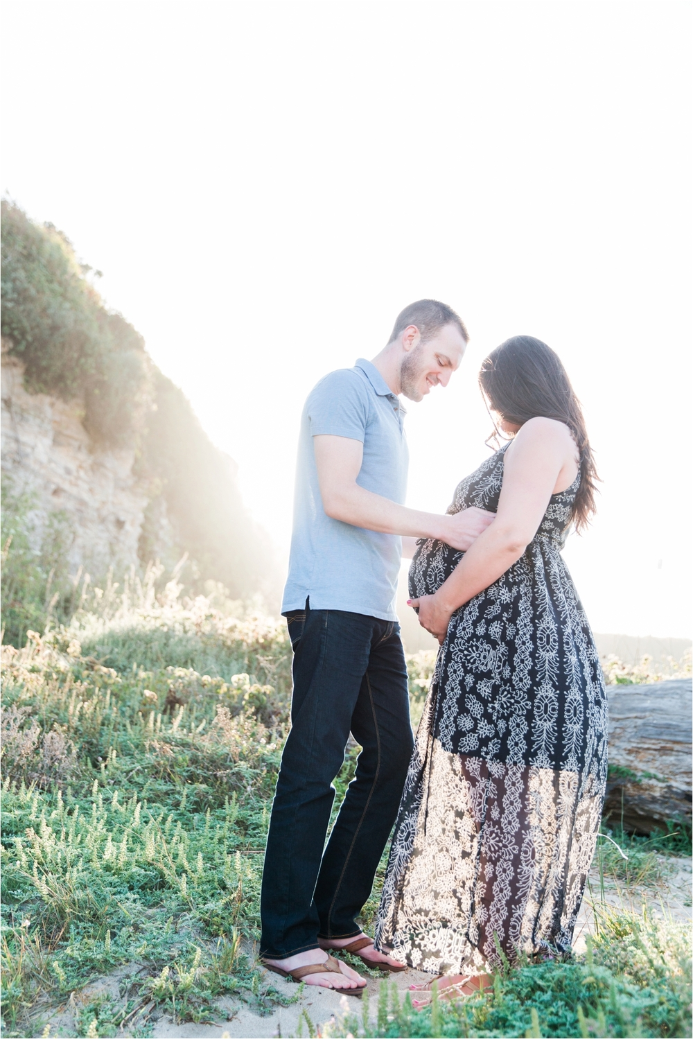 Beach Maternity pictures by Briana Calderon Photography_0324.jpg