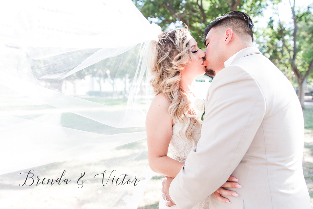 Downtown San Jose Corinthian Grand Ballroom wedding pictures by Briana Calderon Photography