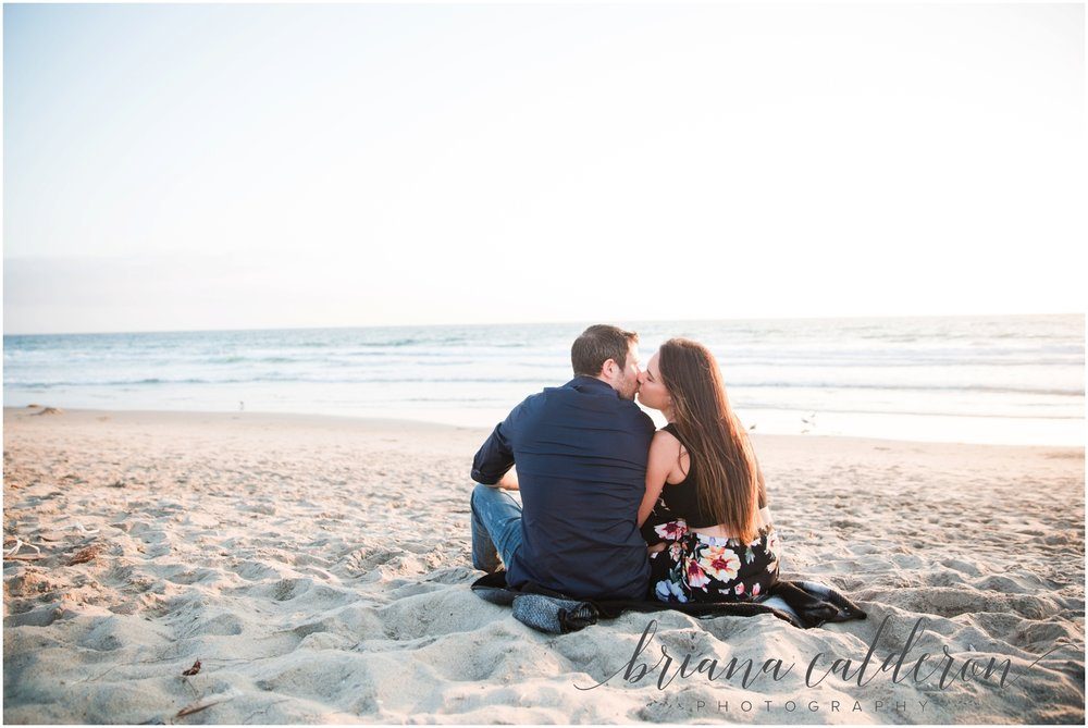 LA Beach Engagement Photos by Briana Calderon Photography_0811.jpg