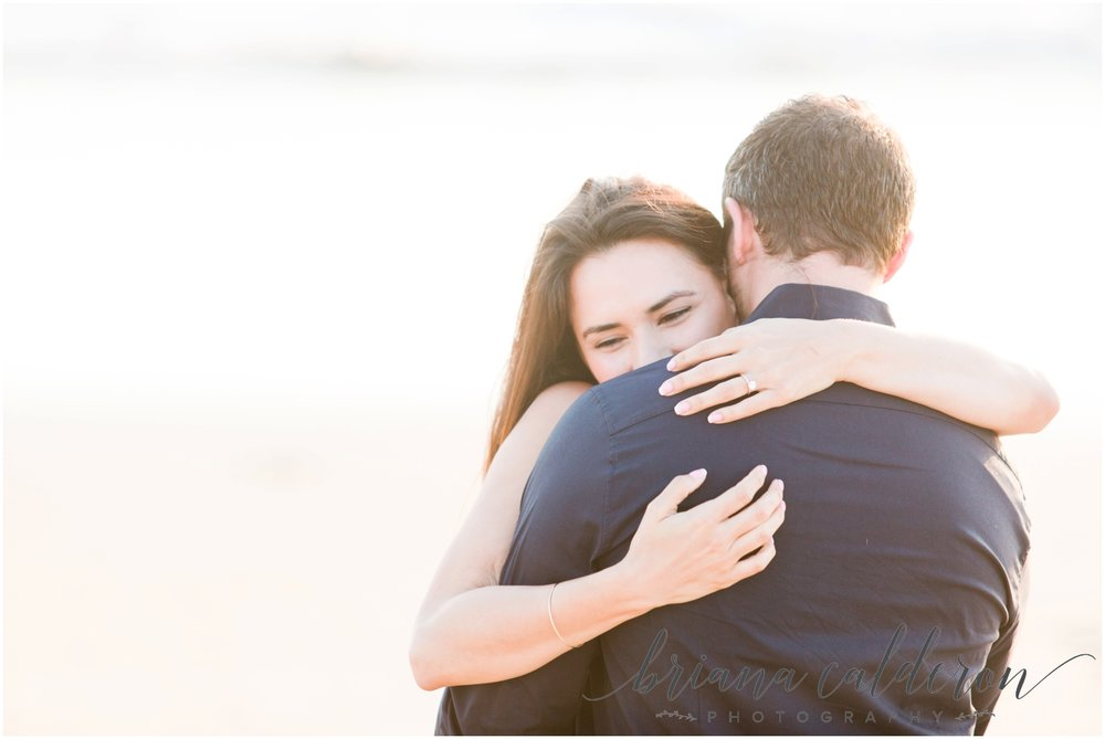 LA Beach Engagement Photos by Briana Calderon Photography_0809.jpg