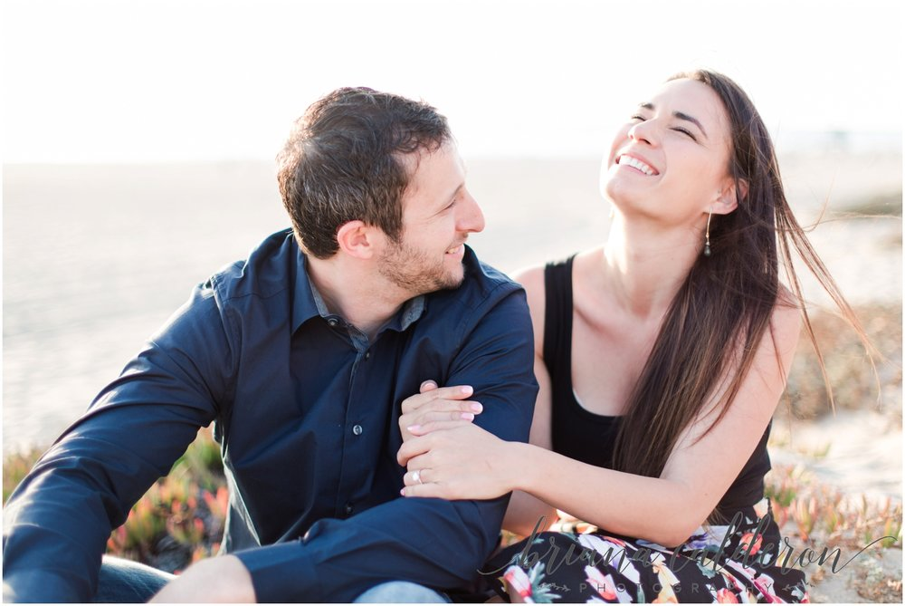 LA Beach Engagement Photos by Briana Calderon Photography_0806.jpg