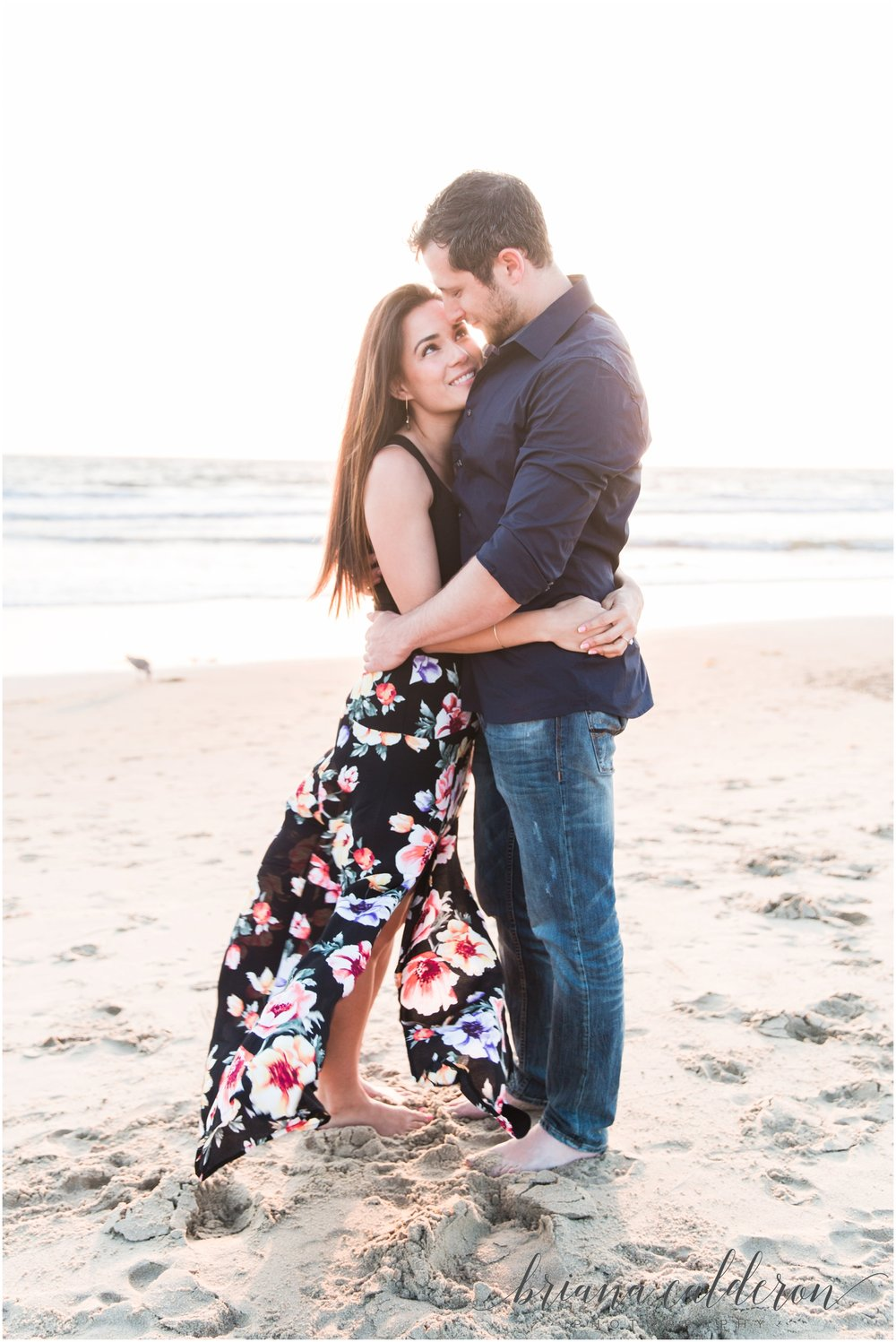 LA Beach Engagement Photos by Briana Calderon Photography_0823.jpg