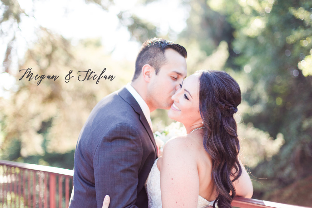 Bargetto Winery wedding photos by Briana Calderon Photography.