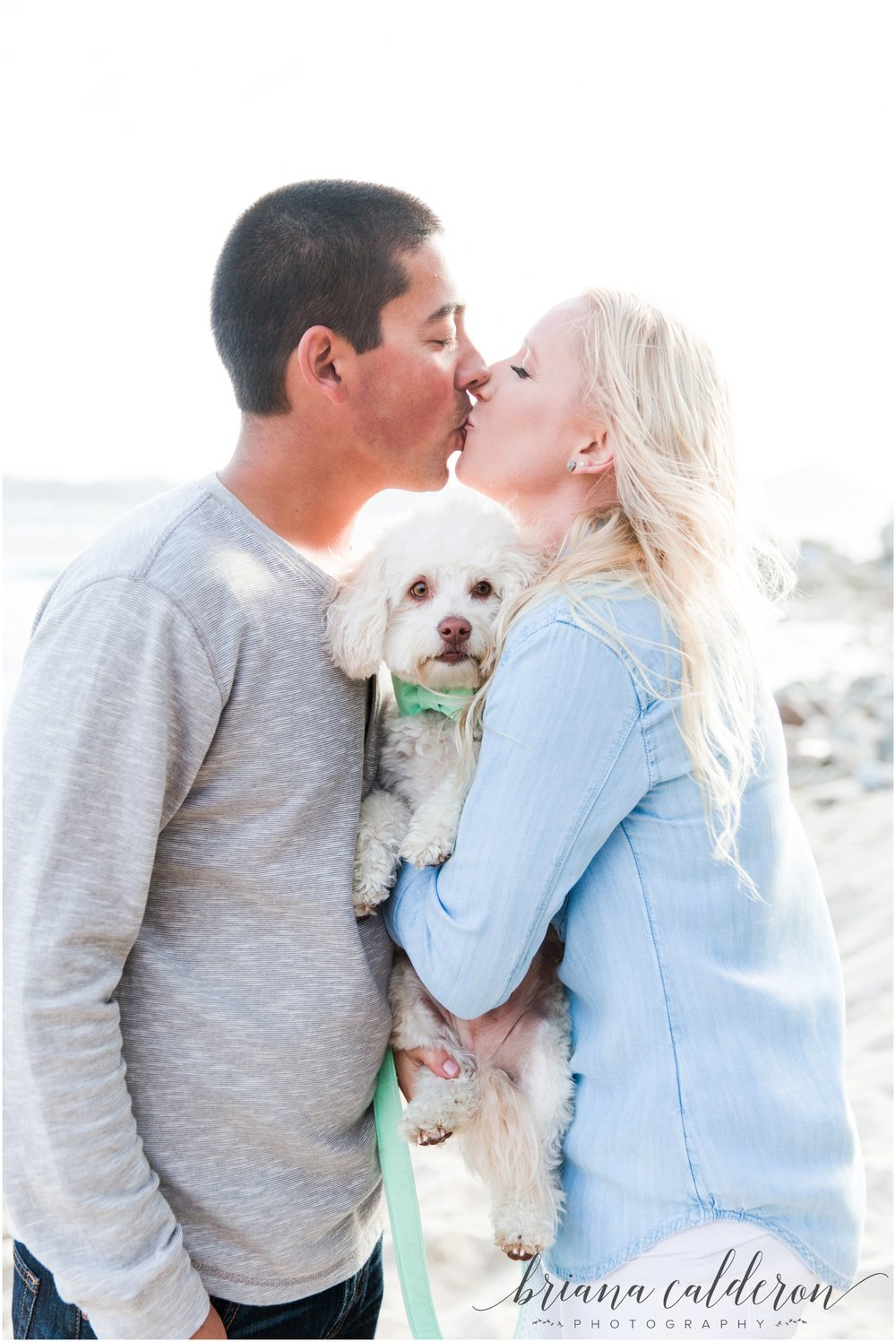 Carmel beach engagement pictures by Briana Calderon Photography_1156.jpg