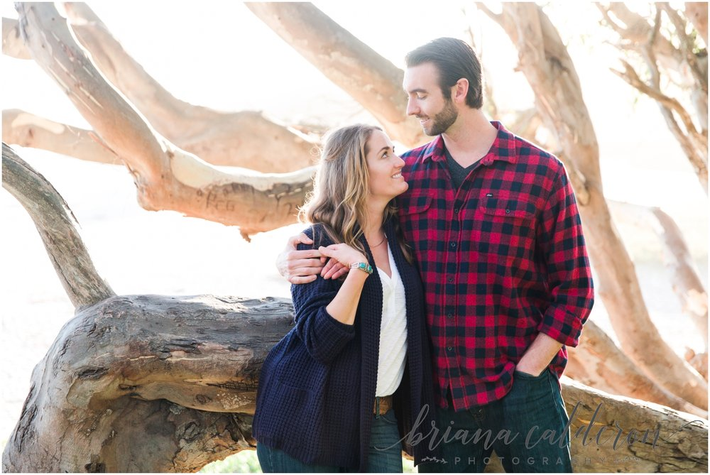 Engagement pictures at Natural Bridges in Santa Cruz by Briana Calderon Photography_1287.jpg