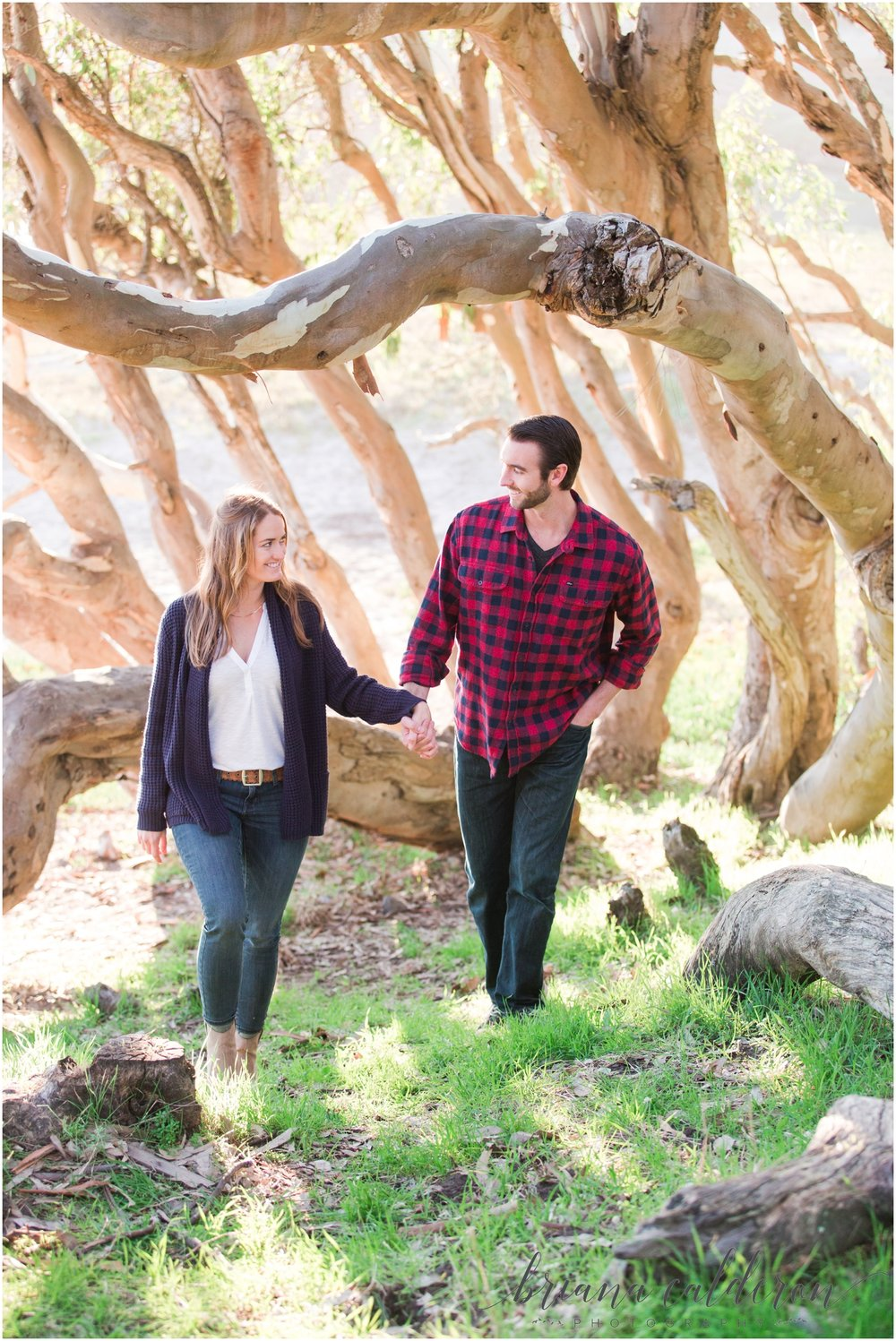 Engagement pictures at Natural Bridges in Santa Cruz by Briana Calderon Photography_1290.jpg