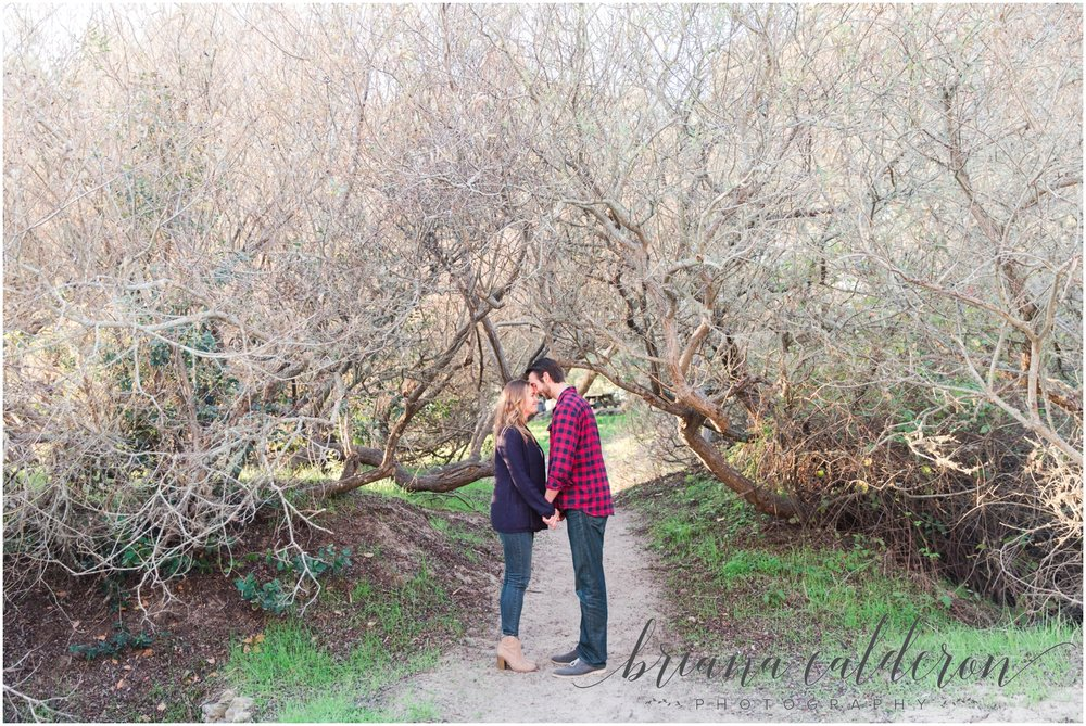 Engagement pictures at Natural Bridges in Santa Cruz by Briana Calderon Photography_1292.jpg