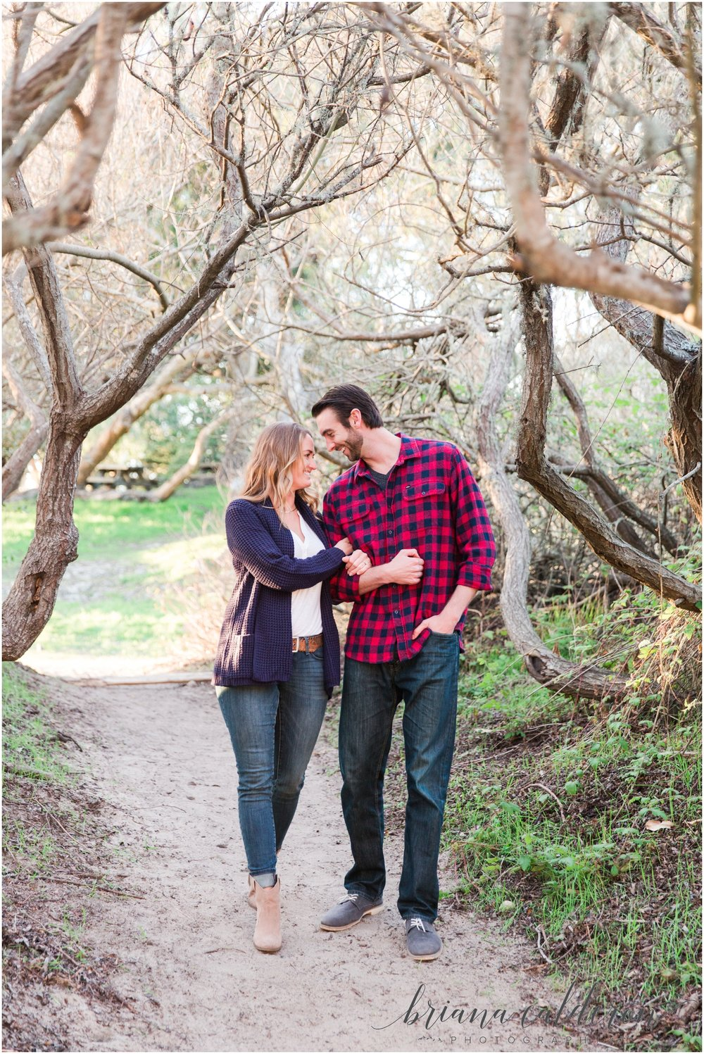 Engagement pictures at Natural Bridges in Santa Cruz by Briana Calderon Photography_1293.jpg