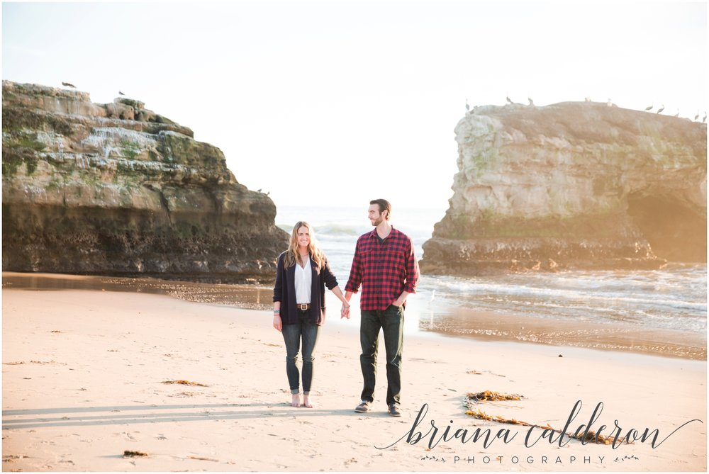 Engagement pictures at Natural Bridges in Santa Cruz by Briana Calderon Photography_1295.jpg