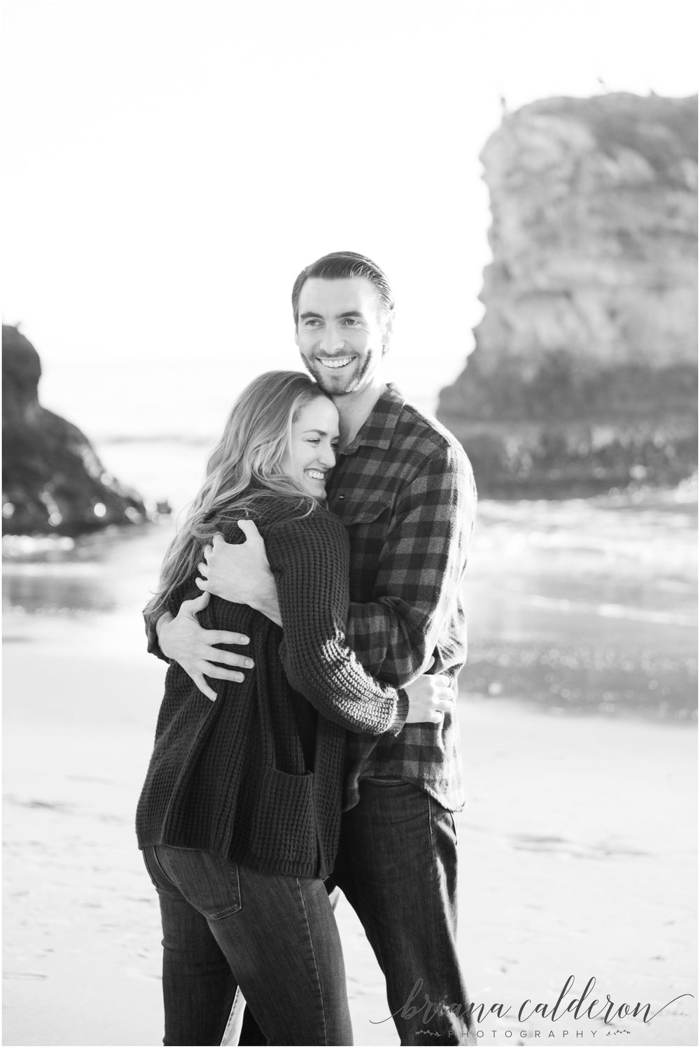 Engagement pictures at Natural Bridges in Santa Cruz by Briana Calderon Photography_1296.jpg