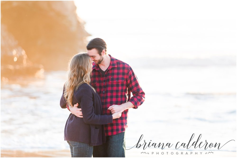 Engagement pictures at Natural Bridges in Santa Cruz by Briana Calderon Photography_1298.jpg