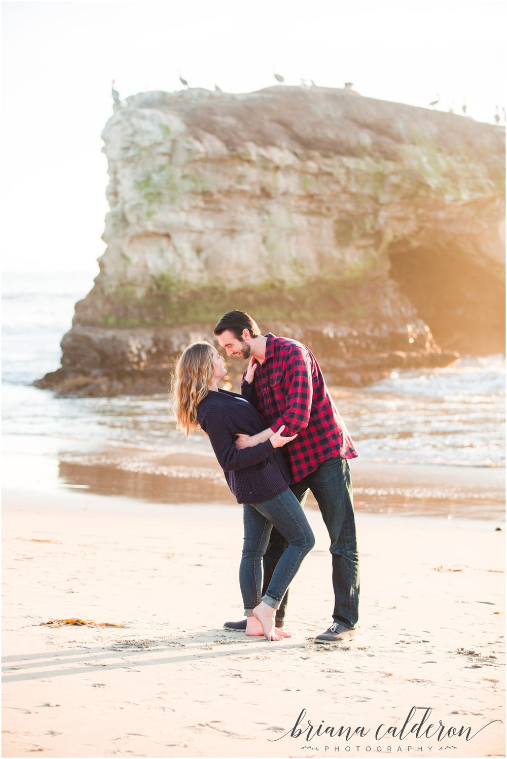 Engagement pictures at Natural Bridges in Santa Cruz by Briana Calderon Photography_1297.jpg