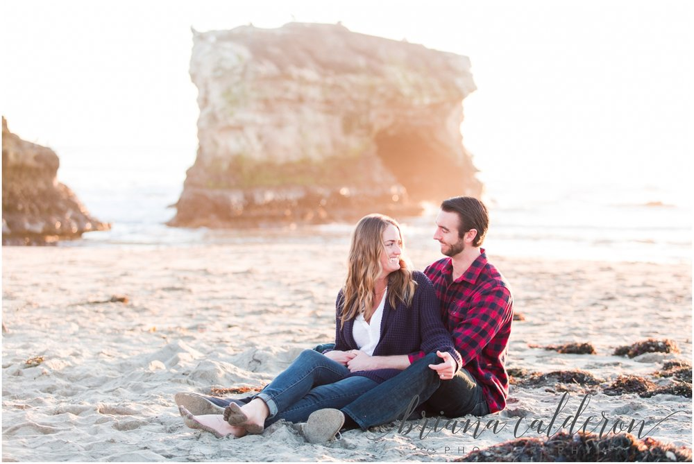 Engagement pictures at Natural Bridges in Santa Cruz by Briana Calderon Photography_1300.jpg