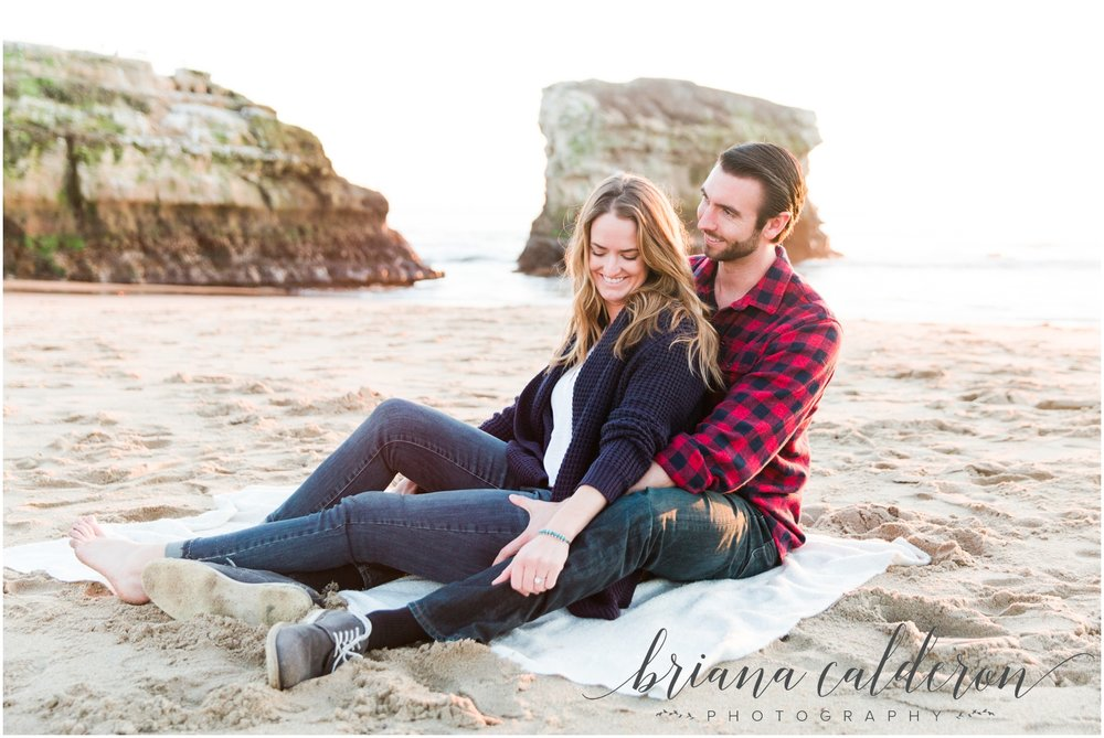 Engagement pictures at Natural Bridges in Santa Cruz by Briana Calderon Photography_1303.jpg