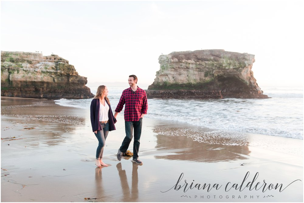 Engagement pictures at Natural Bridges in Santa Cruz by Briana Calderon Photography_1305.jpg
