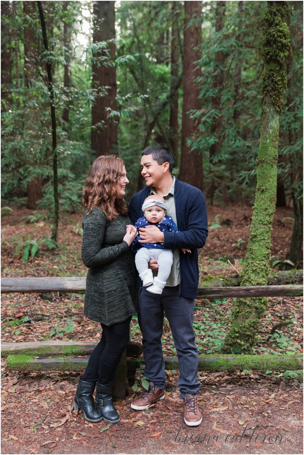 Engagement pictures at Henry Cowell Redwoods in Felton, CA by Briana Calderon Photography_1319.jpg