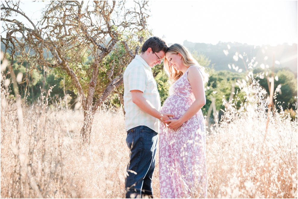 Picchetti Winery maternity pictures by Briana Calderon Photography_2347.jpg