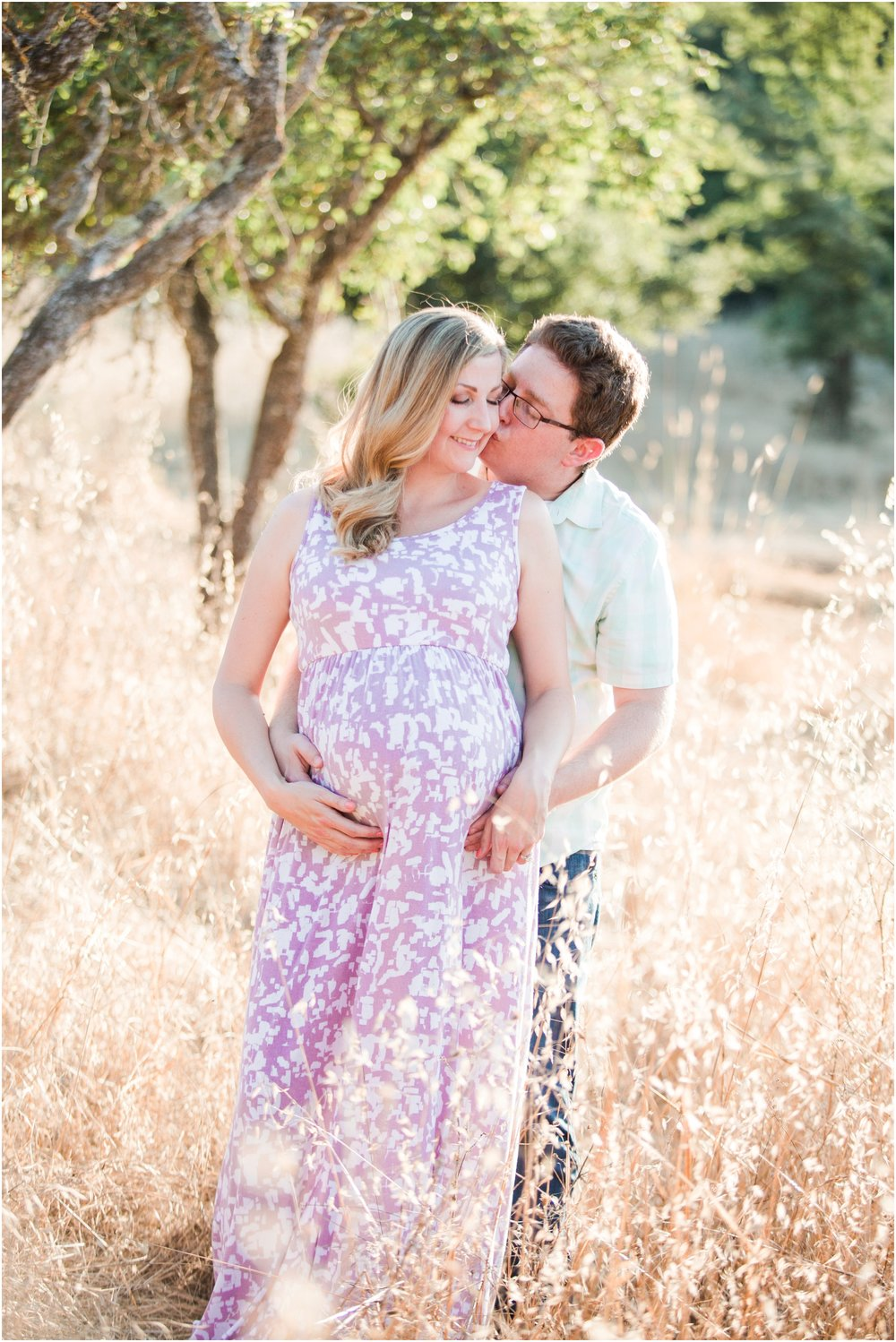 Picchetti Winery maternity pictures by Briana Calderon Photography_2348.jpg