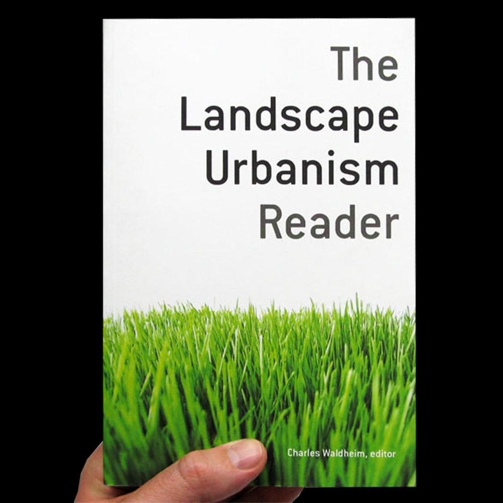 AN ART OF INSTRUMENTALITY      Thinking Through Landscape Urbanism in Waldheim C (ed),  Landscape Urbanism: A Reference Manifesto  Massachusetts: Princeton Architectural Press, 2006.