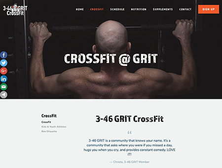 3-46 GRIT Website
