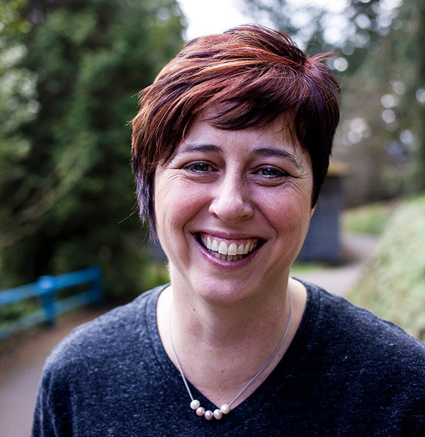 Jen McFarland, founder and owner, Foster Growth, Portland, OR.