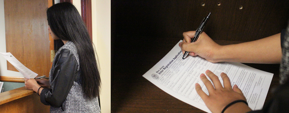 Registering to vote after four years of eligibility.