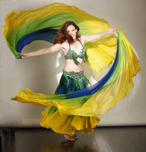 Belly Dancer Photography