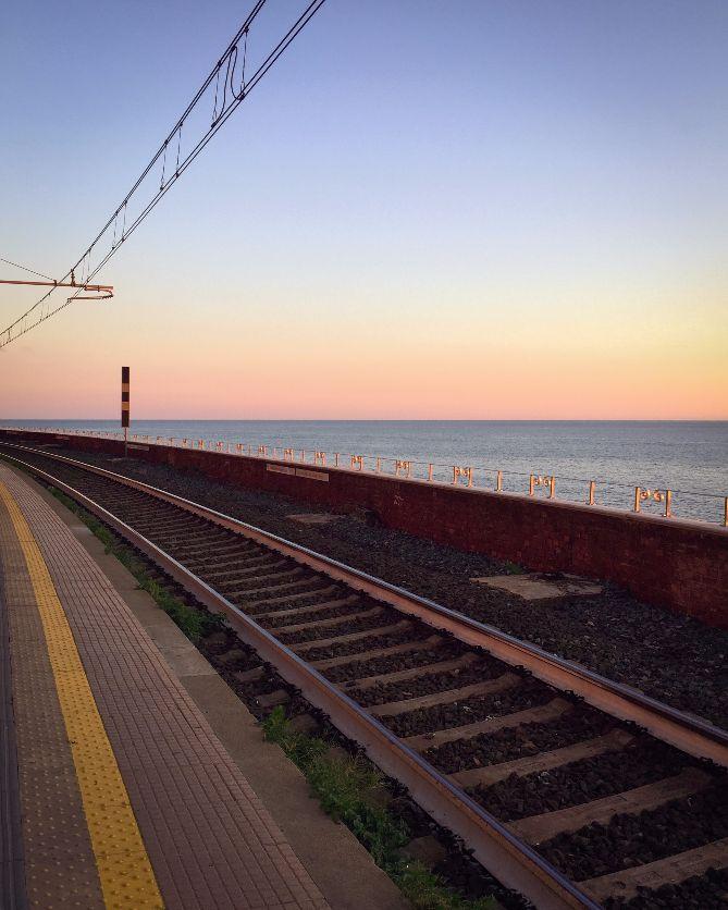 Riomaggiore station