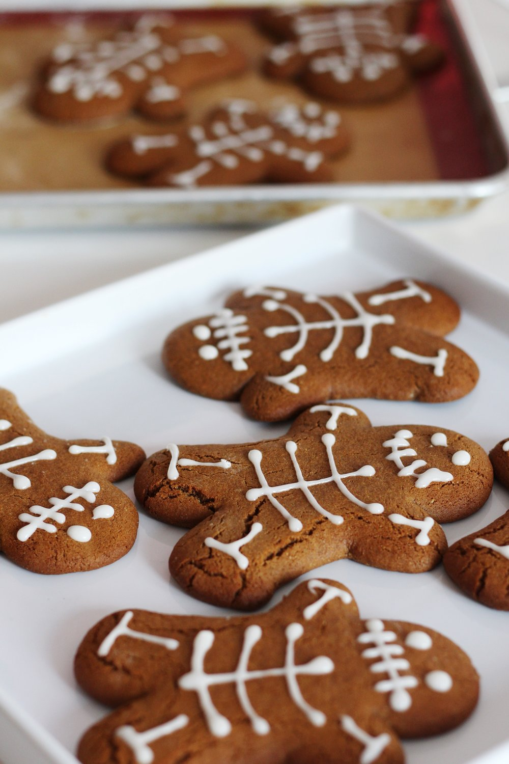Skeleton Gingerbread