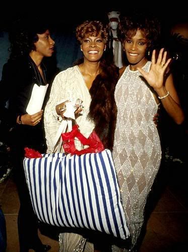 Cleaning Up At The Grammy Awards In 1985
