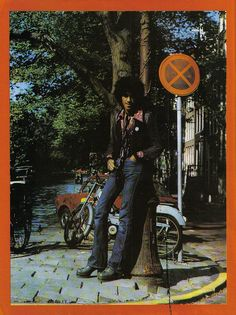 """"""" Wild One (Live UK Tour '75 Version) """" by Thin Lizzy:    The late, great Phil Lynott aka """"Sickest. Black. Irish. Rock Star. Ever."""" (who for The Wudder's money, was the greatest Irish rock star of all-time) remains criminally underrated by most of the mainstream rock press but his influence had tentacles that led in many directions. You think Prince just birthed that Purple Rain look outta nowhere? Check for some old Phil pictures from the late-seventies/early-eighties. You thought Lynyrd Skynyrd created that whole double-and-sometimes-triple guitar-lead-harmonics thing? Peep Phil and his friends'  Fighting ,  Jailbreak  and/or  Live & Dangerous  albums. You want to hear the bridge for what was the 1970's classic-rock records and the late-eighties Sunset Strip hair-metal/cock-rock of the mid-to-late 1980's. Look no further than Dublin, Ireland and a band called Thin Lizzy."""