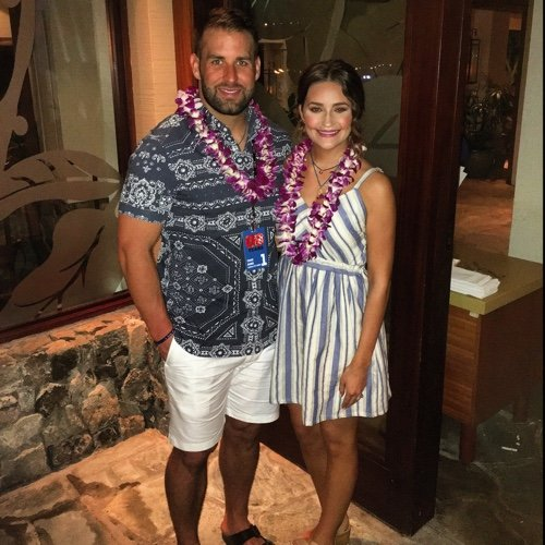 Just Because You'll Never Make a Pro Bowl Doesn't Mean You Can't Still Get Lei'd!!