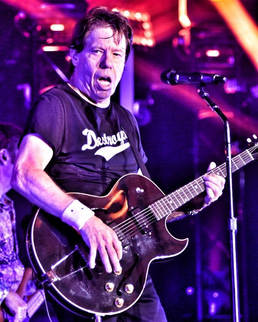 George Thorogood & The Destroyers July 25th, 2016