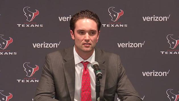 Brock Has 72 Million Reasons To Live, The Texans Have 72 Million Motives