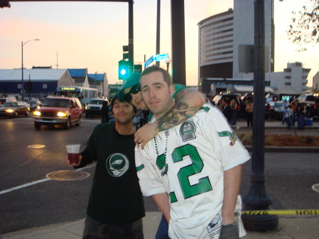 MIKE A, NASOOTEE, and M-DAWG, Repping Philly in The Dirty Respectfully, January 2007