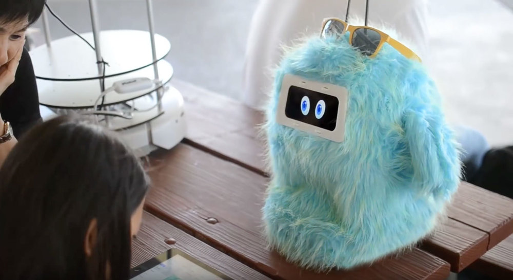 Meet   Romibo   A socially assistive robot that engages and encourages young learners.