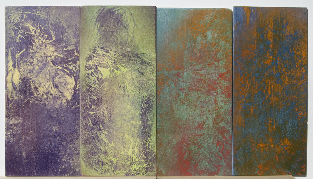 Color Study 2 - 2015