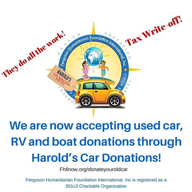 Have an old car sitting around? Donate it! You will change a life!  http://buff.ly/1SVseai #EducationforChange #Health #Opportunity #inspiration #supportnonprofits #bethechange