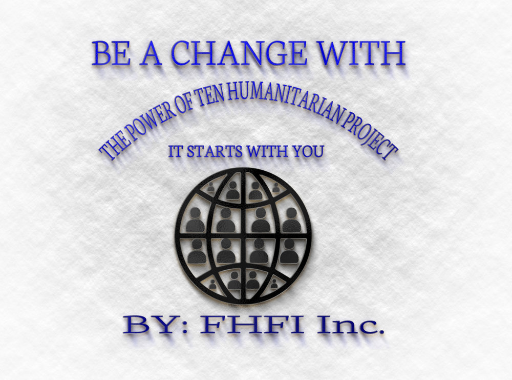 "Power of Ten Project  Do you want to change the world? The Power of Ten Humanitarian Project ""pays it forward.""  Get ten of your friends to master these rights themselves and you achieve a Power Team status. You are on your way to making a difference.  Standard Membership is $10 per year. Power Membership with full benefits is $10 per month."