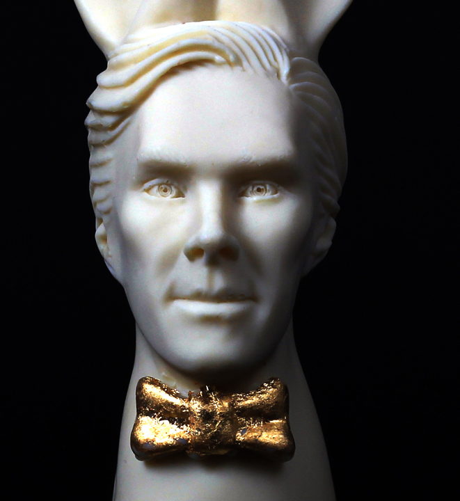 White Chocolate Cumberbunny