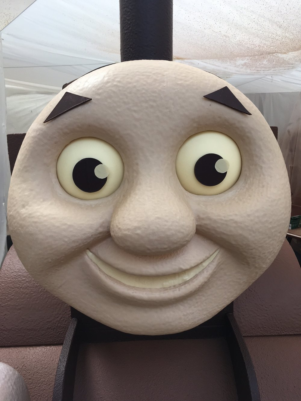 Chocolate Thomas the Tank Engine