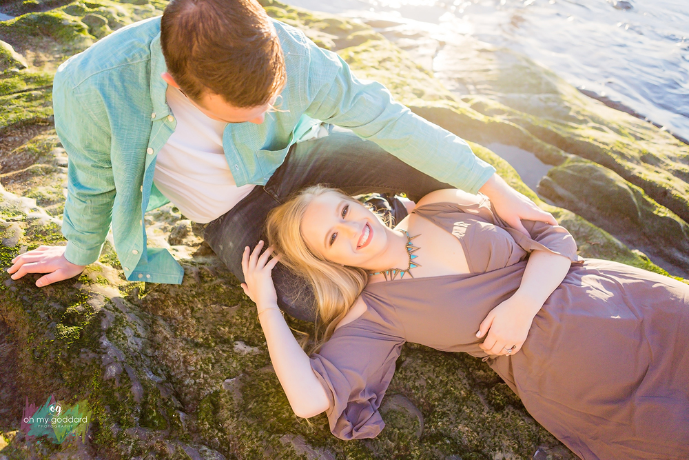 la jolla beach engagement session poses.jpg