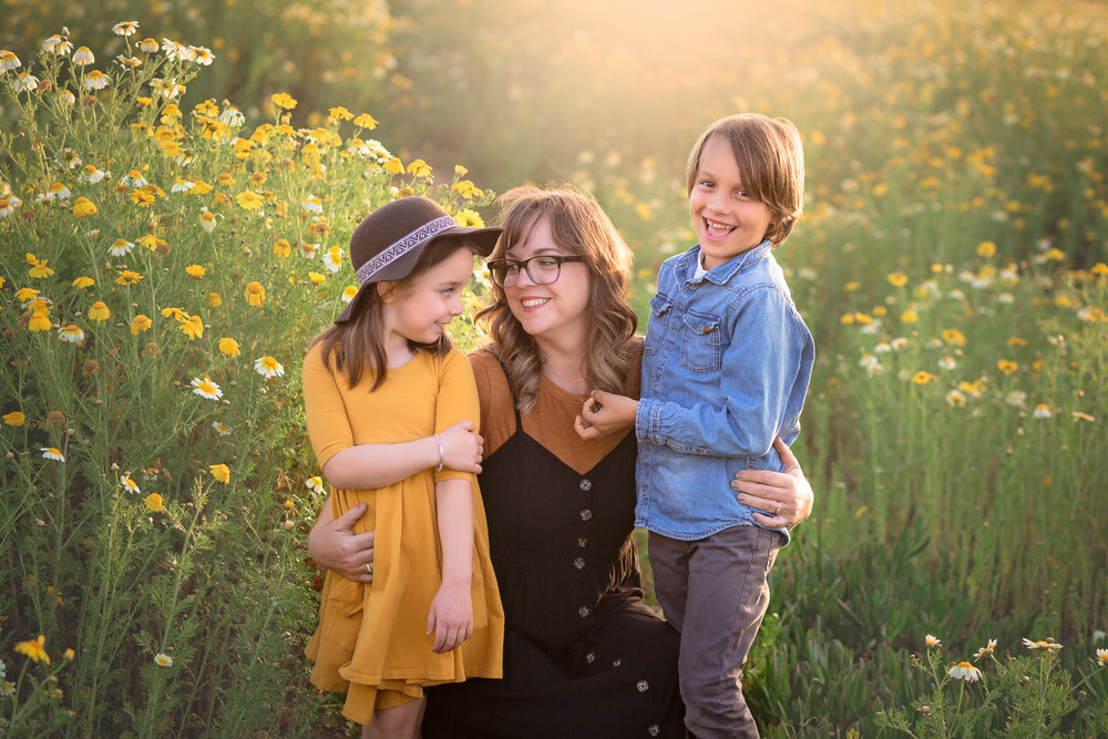 The pictures we take today, will be appreciated more tomorrow. - This years Mom & Me Spring Mini Sessions will be held in the sun drenched Superbloom of North San Diego County! Bring your littles out for a wonderful time snuggling, running, skipping, twirling and laughing thru the wildflowers!