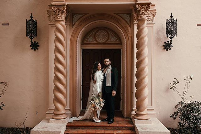 Saru & Samir looking like a painting. Two unbelievably cool humans with a wedding day that oozed style, a family like no other & great, great love.