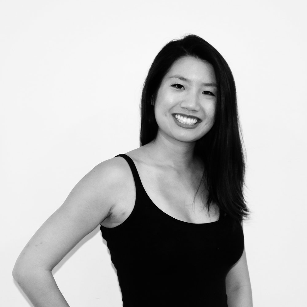 EMILY YANG - Studio Owner & InstructorTeaching Style: Tough love and positive. Tries to squeeze a little bit extra out of you every class.Favorite song to sweat to: