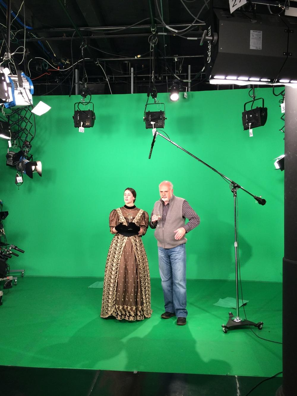 American Likbez:Lucy Hayes (RTVi) (2015)