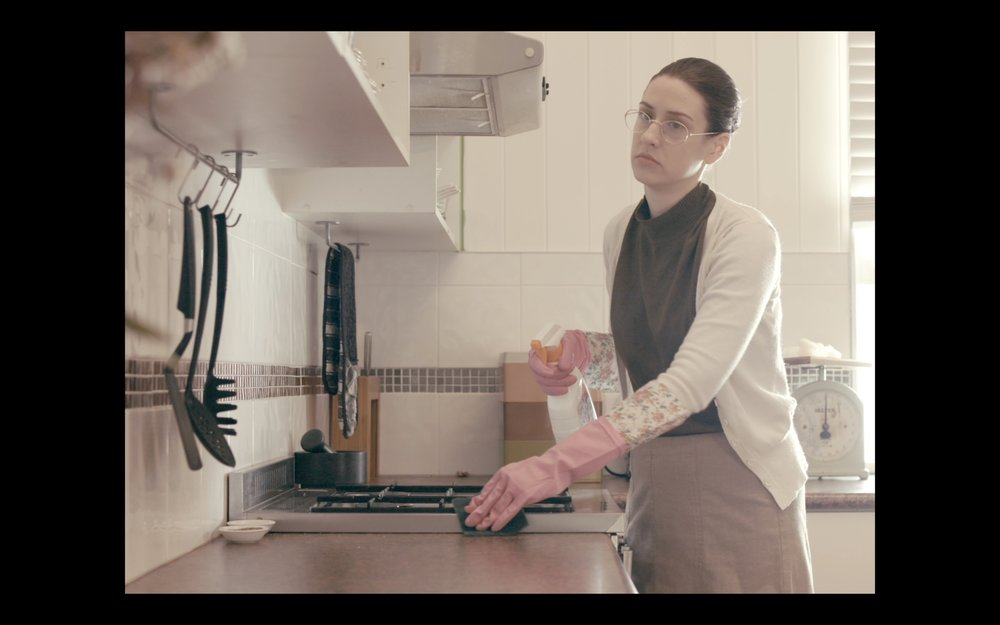 "Screen cap from ""Ann Wants to Dance"" by Papooz  (Unofficial Music Video, 2017 Click to view) .  Dir. Rachel Owen, DOP. Sebastian Byrne"