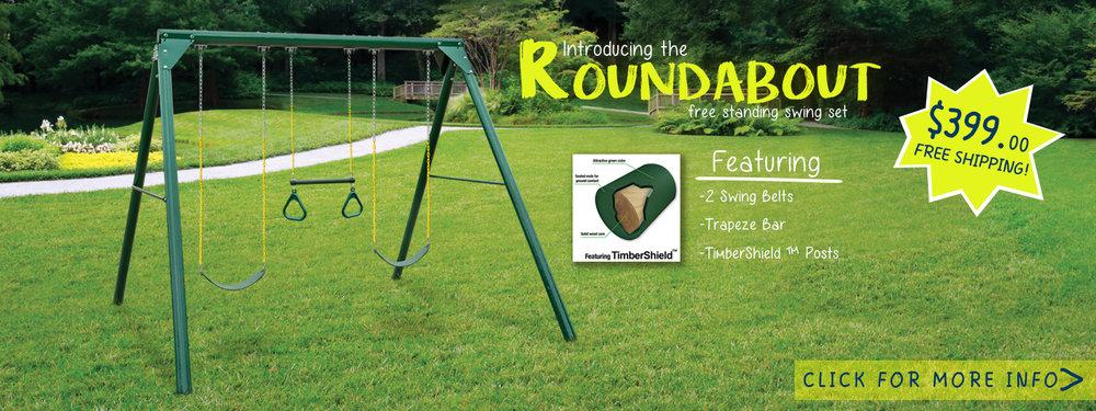 Roundabout Swing Slider