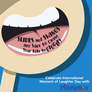 PlayNation Moment of Laughter Day Promo